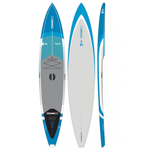 Sic Bullet (DF) 12'6 x 28.5 Downwind / Performance Fitness / Touring SUP