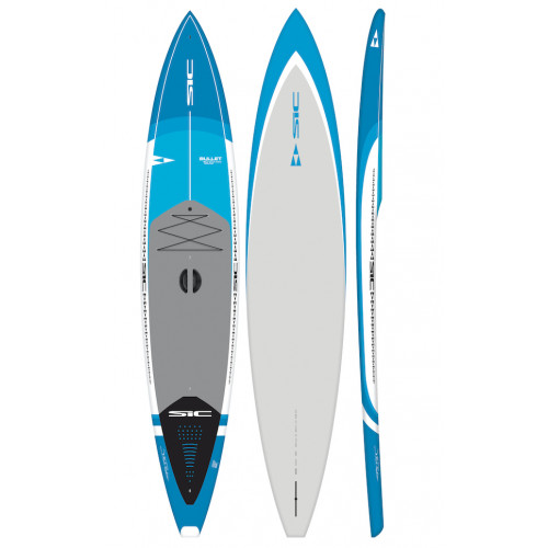 Sic Bullet (SF) 12'6 x 28.5 Downwind / Performance Fitness / Touring SUP