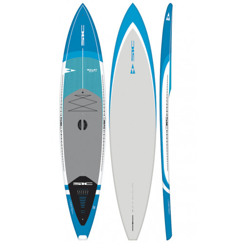 Sic Bullet (DF) 12'6 x 30.0 Downwind / Performance Fitness / Touring SUP